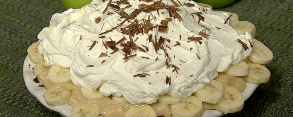 10 Gallon Banoffee Pie
