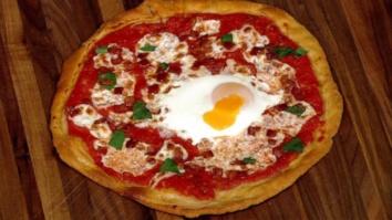 Breakfast Pizza: Part 1