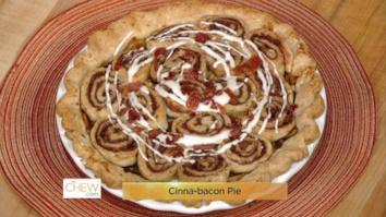 Cinna-Bacon Pie