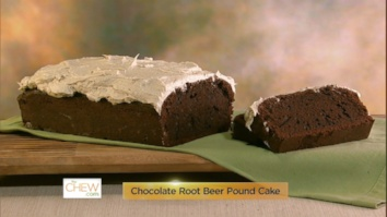 Chocolate Root Beer Pound Cake: Part 1