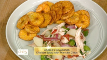 Ecuadorian Chicken Salad
