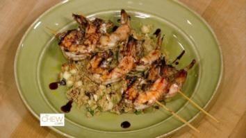 Lemon Balsamic Shrimp: Part 1