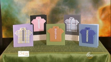 Shirt & Tie Father\'s Day Cards: Part 1