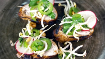 Howie Mandel\'s Spicy Pork Tenderloin: Part 1