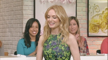 In the Hot Seat: Heather Graham