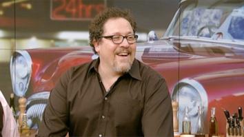 In the Hot Seat: Jon Favreau
