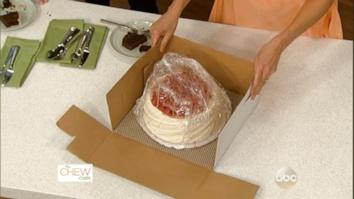 Tips: Cake Transporting