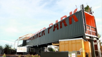 On Location: Vegas Container Park