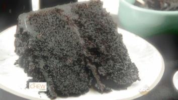 On Location: Blackout Chocolate Cake