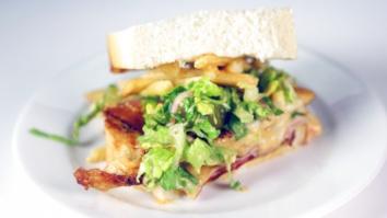 Drive Thru Challenge Chicken Sandwich: Part 1