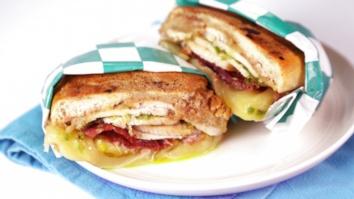 Jon Favreau\'s Cuban Sandwich: Part 2