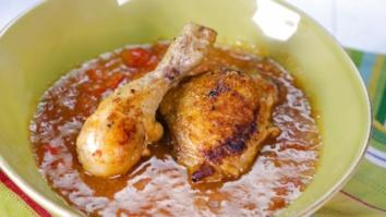 Spicy-Sweet Chicken Stew w/ Charles Esten: Part 1