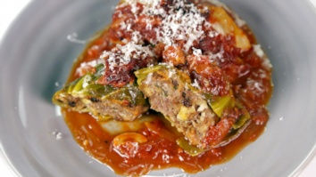 Mom\'s Stuffed Cabbage: Part 2