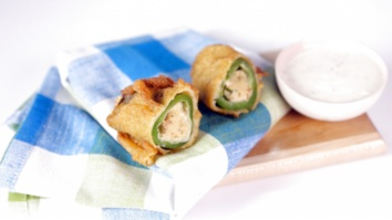 Wendy Williams\' Jalapeno Bacon Poppers: Part 1