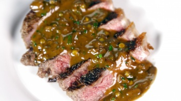 Quick Steak au Poivre