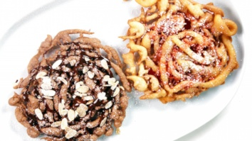 Funnel Cake Two Ways: Part 1