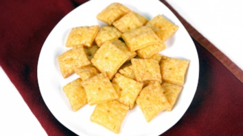 Cheese Snaps: Part 1