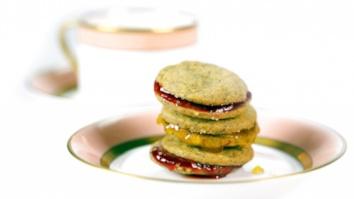 Lemon Citrus Tea Cookies: Part 1