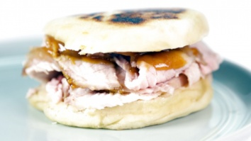 Quick Ham with Honey Mustard: Part 2