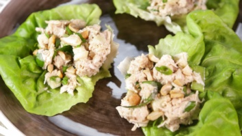 Crisp Chicken Salad: Part 1