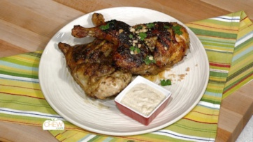 Barbecue Chicken Two Ways: Part 1
