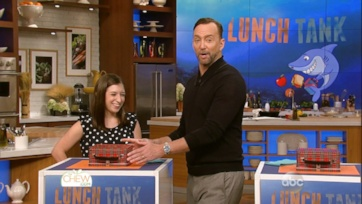 Lunch Tank: 3 Moms Go Head-to-Head for a Chance to Cook with Mario!