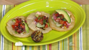 Puffy Tacos Recipe: Part 1
