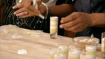 """Lemon """"Merengue"""" Shooters Recipe: Part 2"""