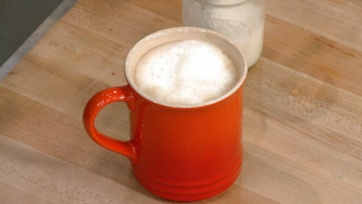 Instant Milk Froth