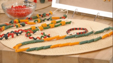 Make a Fun Pasta Craft for Kids