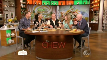 The Chew is Nominated for 2 Emmys!