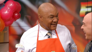 George Foreman Reminisces about Muhammad Ali