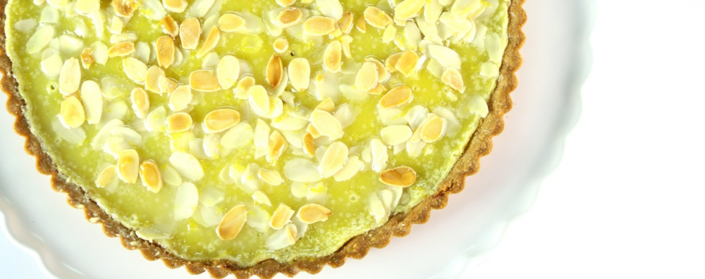 Bakewell Tart Recipe by Carla Hall - The Chew