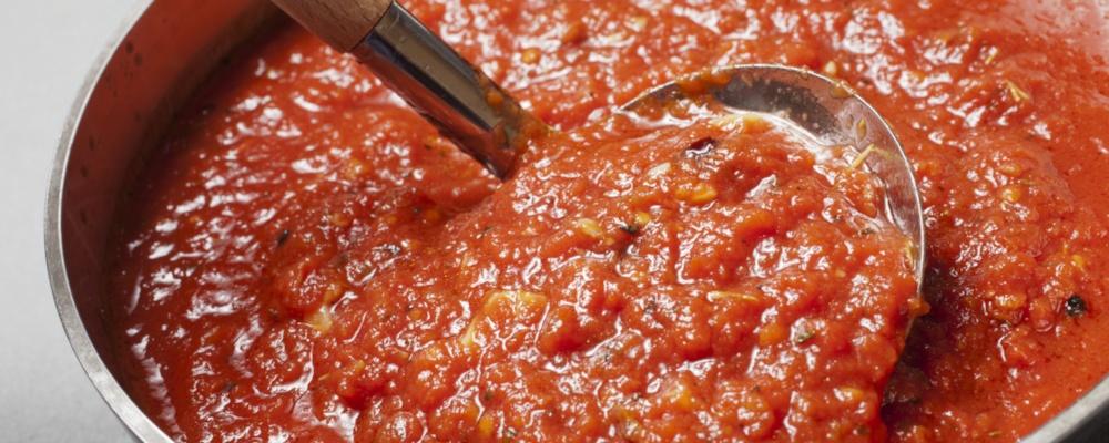 Basic Tomato Sauce Recipe by Mario Batali - The Chew