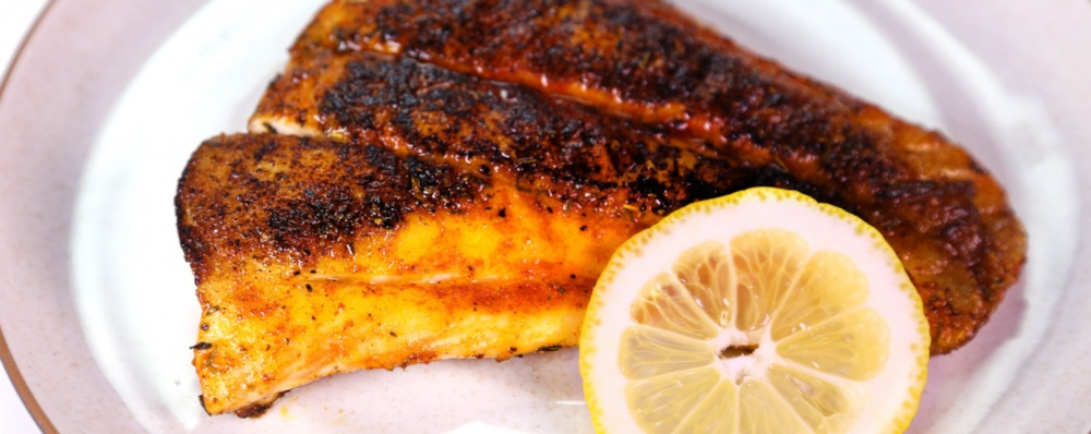 Blackened Red Snapper Recipe by Mario Batali - The Chew