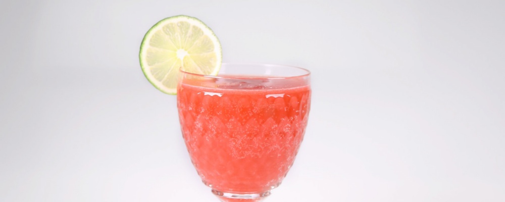 Blood Orange Party Punch Recipe by Clinton Kelly - The Chew