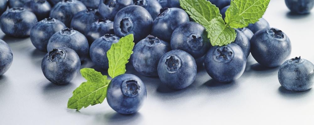 Blueberry-Rhubarb Cobbler