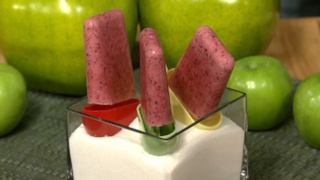 Breakfast Smoothie Popsicle