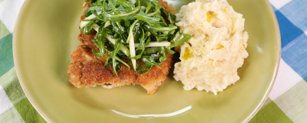 Browned Butter Mashed Potatoes Recipe by Michael Symon - The Chew