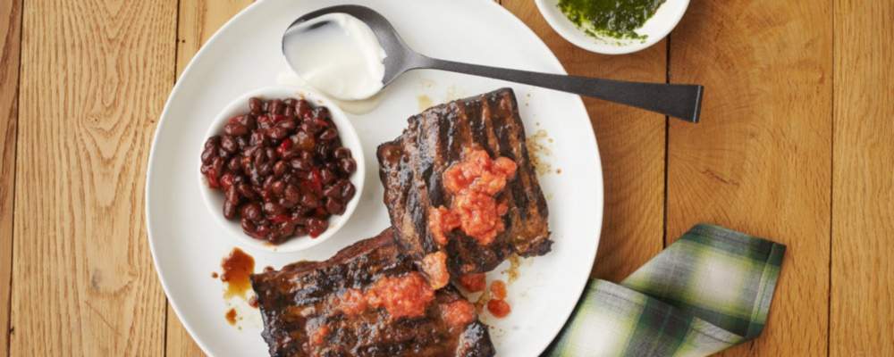 BUSH\'S® Marinated Skirt Steak