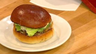 Carla Hall\'s Burger