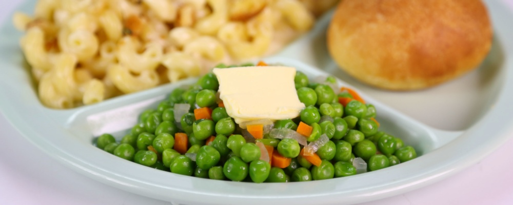 Carla Hall\'s Peas and Carrots