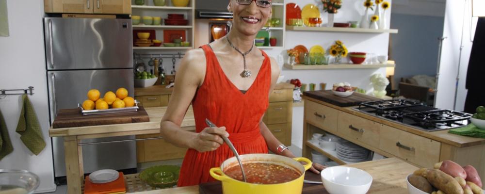 Carla Hall\'s Quinoa Stuffing