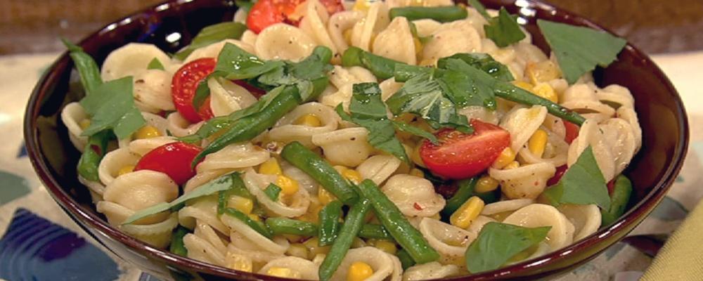 Carla Hall\'s Summer Pasta