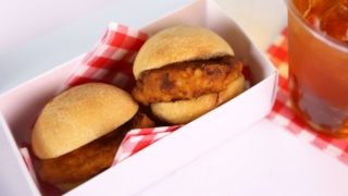 Carla Hall\'s Sweet Chicken Minis