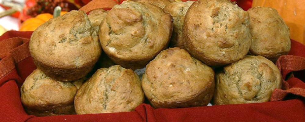 Cheerios Banana Oat Muffins
