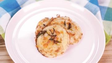 Cheesy Potato Pancake