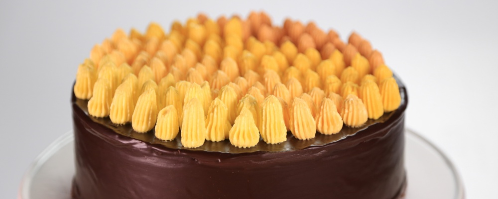 Chocolate Ganache Glaze Recipe by Martha Stewart - The Chew