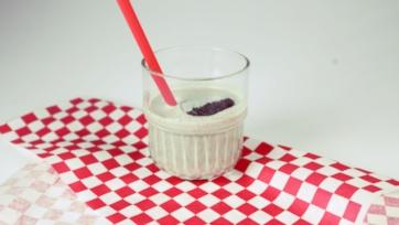 Chocolate Hazelnut Cookie Milkshake
