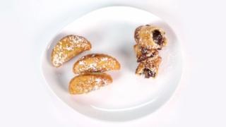 Chocolate Hazelnut Fritters